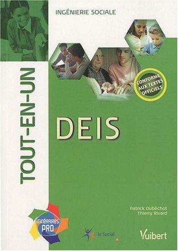 DEIS - Diplôme Ingénierie sociale - Tout-en-un
