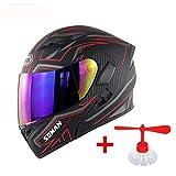 YMQC Motorcycle Helmet,Casque Moto Modulable Casque De Vélo Moto Et Autres Articles...
