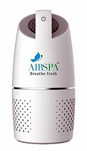 airspa car air purifier with hepa & ioniser - ce, rohs & iso 9001:2015 certified AIRSPA Car Air Purifier with HEPA & Ioniser – CE, RoHS & ISO 9001:2015 certified 419tFQIWAdL