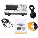 OWON SDS1102 LCD a doppio canale Tipo Super-economico Oscilloscopio a memoria digitale Scopemeter Scope Meter 100MHz 1GSa / s