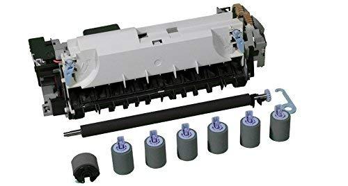 Drum Maintenance Cartridge (Maintenance Kit für HP Laserjet 4100, C8057A bestehend aus 1x RG5-5064-REB, 1x RG5-5295, 1x RG5-3718, 6x RF5-3114, Wartungskit (Zertifiziert und Generalüberholt))