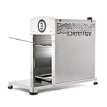 Beefer 01110001 Grill Profi Version Edelstahl 232 X 40 X 472 Cm