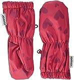 Racoon Mädchen Fäustlinge Vicki rain (Wassersäule 5000), (Virtual Pink Vir), XL (Herstellergröße: 06-08)