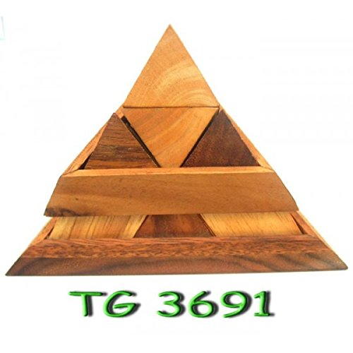 Casse tete en bois Big Pyramide Casse-tête en bois