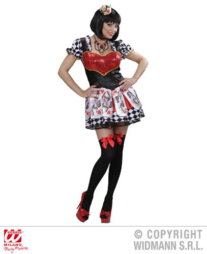 KOSTÜM - CASINO GIRL - L (Casino Kostüme)