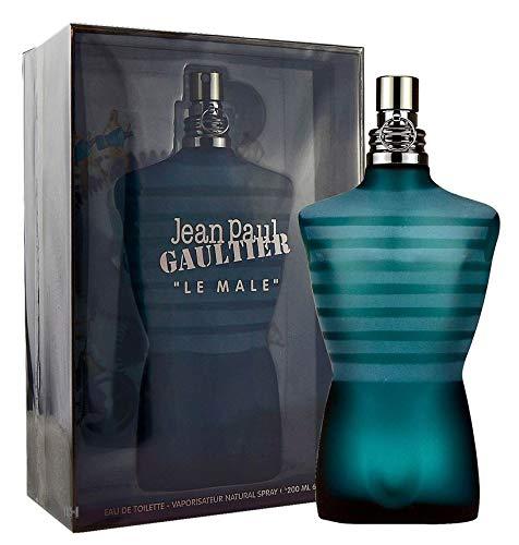 Le Male fur HERREN von Jean Paul Gaultier - 200 ml Eau de Toilette Spray