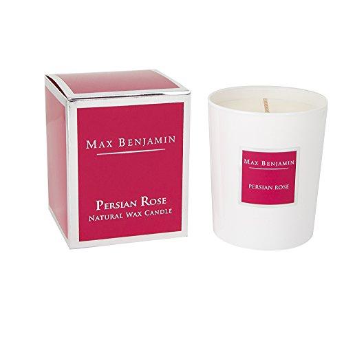 Persian Home Decor (Max Benjamin Persian Rose Duftkerze Kerze Glas)