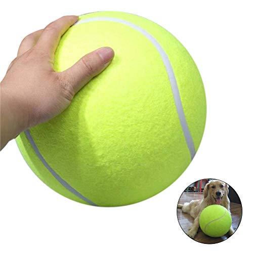Pywee Pelotas Tenis Gigantes chirriantes Perros Deportes