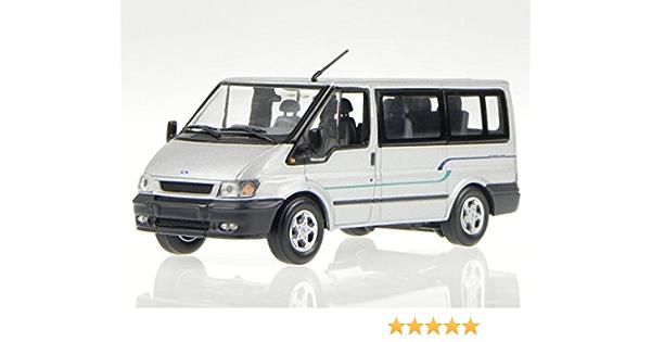 Ford Transit Euroline 2003 Silver Model Car Minichamps 1 43 Spielzeug