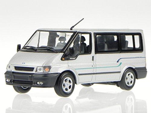 Ford Transit 2003 Euroline silber Modellauto Minichamps 1:43