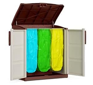 Pattumiera per la raccolta differenziata recycling amazon for Ikea pattumiera