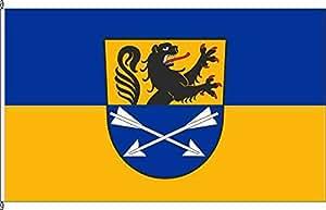 Bannerflagge Baesweiler - 120 x 300cm - Flagge und Banner