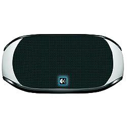 Mini Boombox - Drahtloser Lautsprecher für iPod - Schwarz, weiß