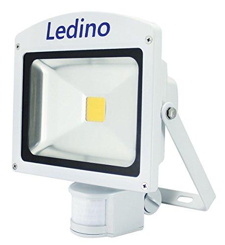 Ledino LED Außenwandstrahler Ledino LED-Flutlichtstrahler 20W | LEDs fest verbaut 20W 1800lm tageslichtweiß | LED-FLG20IRWcw