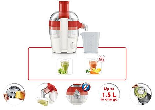 Philips Viva Collection Entsafter für Obst und Gemüse Bild 5*