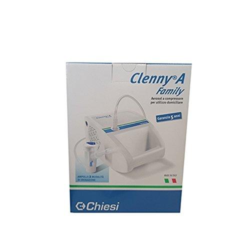 Aerosol Clenny A Family A Compressore Con Ampolla a 2 velocità