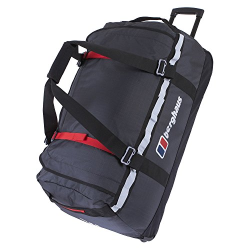 Berghaus Mule 2 0 Outdoor Holdall available in Slate Stone/Jet Black Size 100 Litres