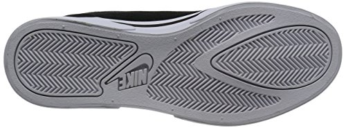 Nike Herren 840300-010 Turnschuhe Schwarz / Weiß