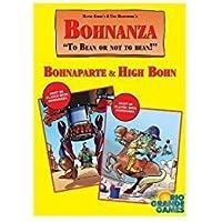 Bohnanza: High Bohn Plus Bohnaparte Card Game by Flat River Group
