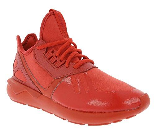adidas Women's Tubular Runner Hi-Top Sneakers, White/Black