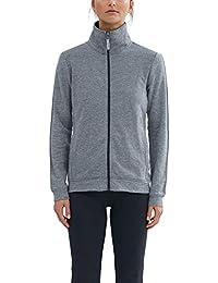 ESPRIT Women's Zipcardigan Sweatshirt