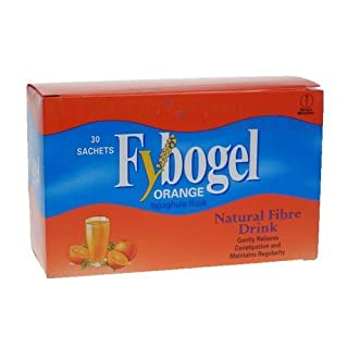 Fybogel Orange Sachets 2*30 (60) Sachets,