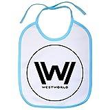 Babero Westworld serie - Celeste