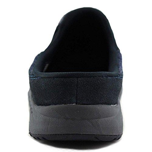 Easy Spirit Traveltime étroit Cuir Chaussure de Marche NVYBL