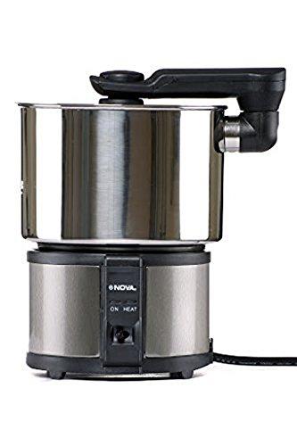 Nova NRC 974 450W 1.3-Litre Travel Cooker (Grey)