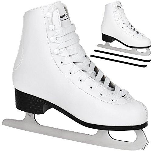 Physionics Damenschlittschuhe Eiskunstlaufschlittschuhe Schlittschuhe für Damen in der Größe nach Ihrer Wahl (42)