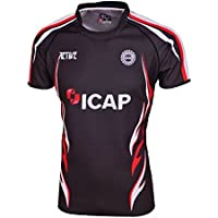 ACTIVE Uniforme rugby jersey design girocollo sportiva