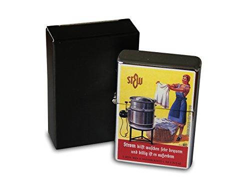briquet-chrome-essence-retro-le-lavage-de-puissance-rarement-imprime