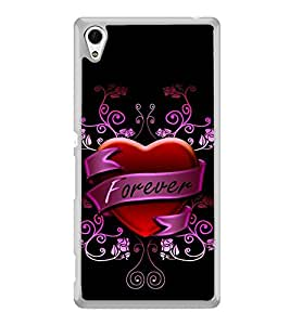 Fuson Designer Back Case Cover for Sony Xperia Z3+ :: Sony Xperia Z3 Plus :: Sony Xperia Z3+ dual :: Sony Xperia Z3 Plus E6533 E6553 :: Sony Xperia Z4 (love feeling afftection Togather Fingers)