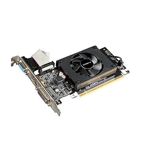 Gigabyte GeForce GT 710GV-N710D3-2GL REV2.0 Grafikkarte 954MHz 2048MB PCI Express