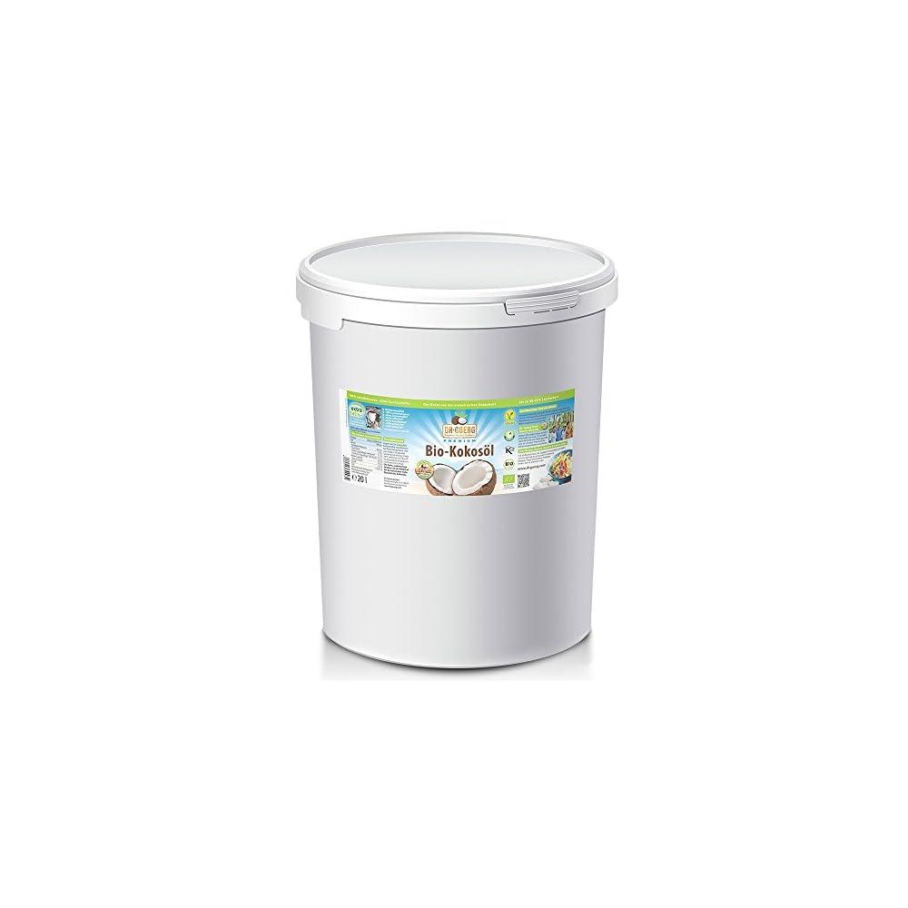 Dr Goerg Premium Bio Kokosl 10 L