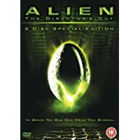 Alien: The Director's Cut (Two Disc Special Edition) [DVD] [1979] by Sigourney Weaver