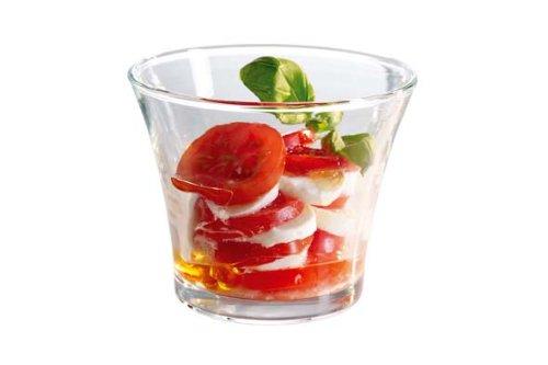 DUROBOR 803/16 Evo verre apéritif 160ml, 6 verres, sans repère de remplissage
