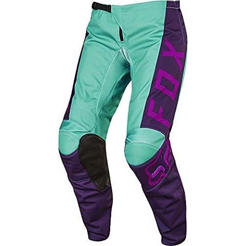 Fox Racing 180 Women's Off-Road Motorcycle Pants - Purple/Pink / Size 2 by Fox Racing