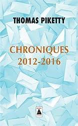 Chroniques 2012-2016