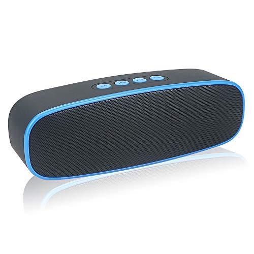 Altavoz inalámbrico Bluetooth HUSAN ranura tarjeta