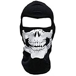 GEAR FASHION AND PROTECTION Cagoule Tete de mort - Airsoft - Paintball - Moto - Ski - Snow - Surf - Outdoor