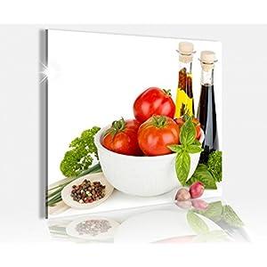 Glasbild Küche 50 X 50 – Dein Haushalts Shop