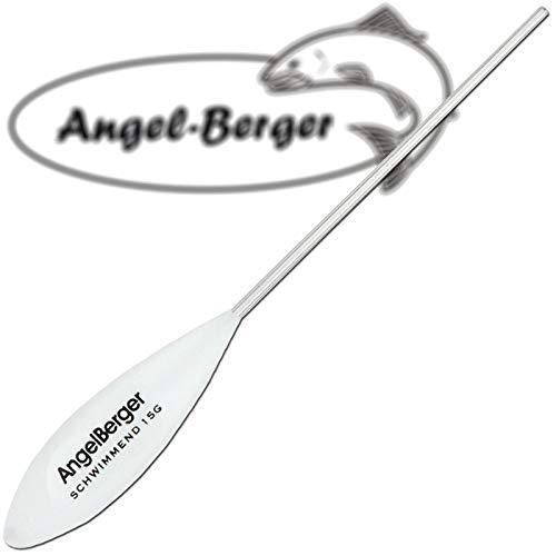 Angel-Berger Sbirulino schwimmend Bombarde Sbirolino Weitwurfpose Forellenpose (20g)