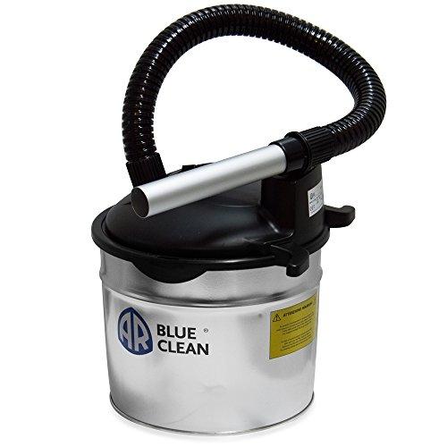 Bidone aspiraqcenere 800w 15lt con filtro camini stufa a pellet cenere eco 15