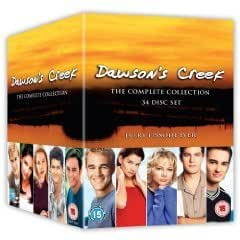 Dawson's Creek Monsterbox - komplette Season 1-6 (34 DVDs) [UK Import]