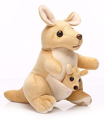 Deals-India-Mother-and-Baby-Kangaroo-Beige