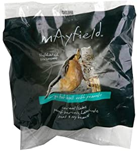 Christoph & Franz Erdtmann Mayfield Fat Ball With Peanuts Large Single Poly 500G