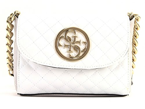 GUESS G Lux Mini Crossbody Snow Multi (Damen Guess Mini)