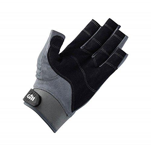 Handschuhe 2018 Gill Deckhand Handschuhe kurz finger Ideal All Round Segel Handschuhe 7042 Bekleidung