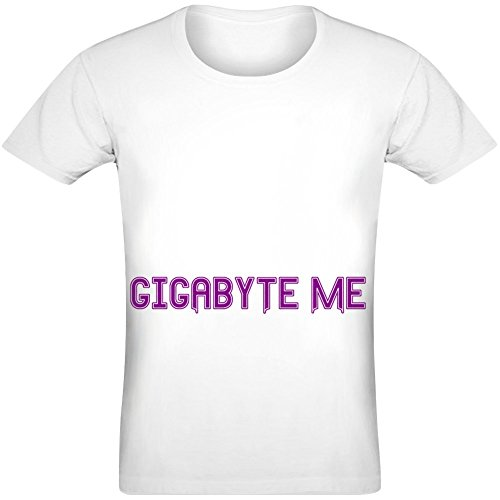 Gigabyte Me T-Shirt for Men & Women - 100% Soft Polyester - All-Over Sublimation Printing - Custom Printed Unisex Clothing